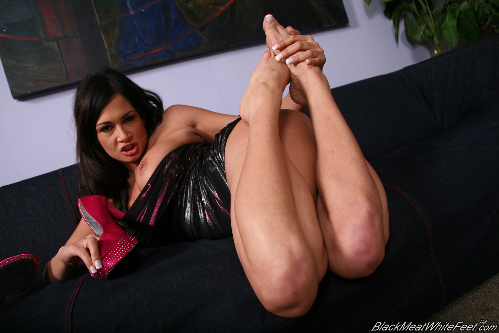 Have tory lane footjob love being