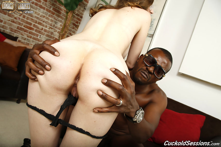 Jay taylor agrees to go black in front of her bf 3